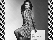 The Journey of a Dress - DVF celebrates the 40th anniversary of the dress that started it all!
