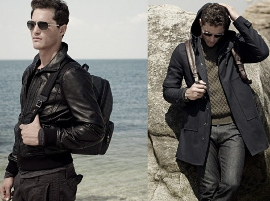 John Varvatos Star & Vince Menswear Collection